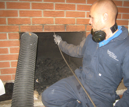 Chimney Cleaning Superior Air Duct Cleaning