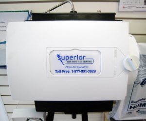 humidifiers from Superior Air Duct